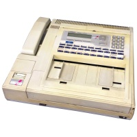 Amstrad FX9600T Facsimile Machine and Integral Telephone Hire