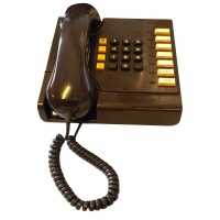 Brown British Telecom House Phone Hire
