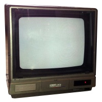 TV & Video Props Fidelity CM14 Colour Monitor