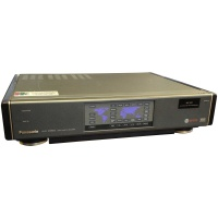 Panasonic NV-W1 VHS Player Hire