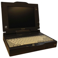 Panasonic CF-41 MKII Laptop  Hire