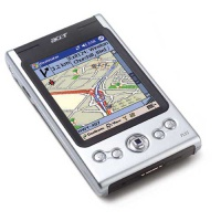 Acer n35 Windows GPS PDA Hire