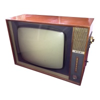 GEC Wooden Case Television Hire