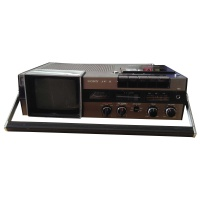 Sony FX-412UK TV/Radio Receiver/Cassette Recorder Hire