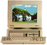 Amstrad PC-1640  Hire