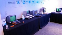 Corporate Event - Retro Gaming Timeline