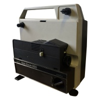 Boots Auto Zoom 850 Super 8 Movie Projector Hire