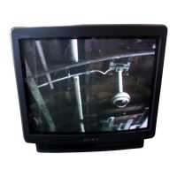 "TV & Video Props Sony 20"" Nicam Stereo Television - KV-X2182U"
