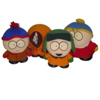 South Park Character Soft Toys Hire