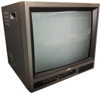 TV & Video Props JVC TM-2100E Broadcast Video Monitor