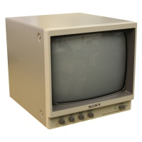 "TV & Video Props Sony 8"" Monitor"