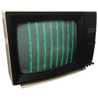Sanyo - Display Monitor - Green Screen Hire