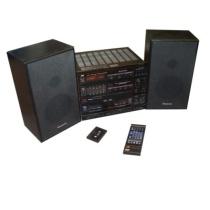 JVC Midi System - DR-E22L Hire