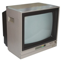 TV & Video Props Commodore 1701 Colour Monitor
