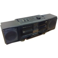 JVC 80's Ghetto Blaster - PC-V77 Hire