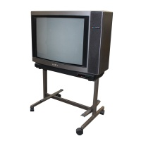 TV & Video Props Sony TV (KV-21XMTU) on Stand