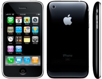 Apple iPhone 3GS - Black Hire