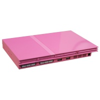 Playstation 2 Slim (Pink) Hire