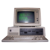 IBM PC - Model 5150 Hire