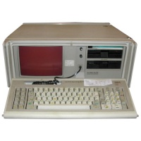 IBM Portable PC - Model 5155