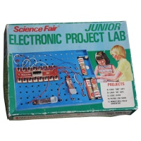 Junior Electronic Project Lab Hire