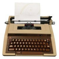 Smith Corona Electra Automatic Typewriter Hire