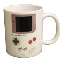 GameBoy Heat Changing Mug Hire