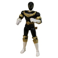 Power Rangers Zeo Black Ranger Hire