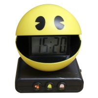 Pac-Man Digital Clock Hire