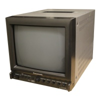 TV & Video Props Panasonic BT-S1015DA