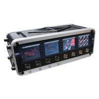 4 Channel Media Player  Hire