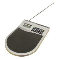 Calculator Radio Mousepad Hire