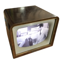 Retro TV for Shop Display 1 Hire