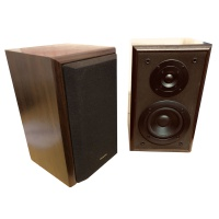 Technics Bookshelf Speakers - SB-HD81 Hire