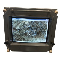 Panel Mounting Military Monitor Hire