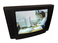 "TV & Video Props Daewoo 28"" Colour Television"