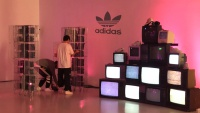 Adidas Retro TV and VHS Competition