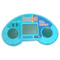 Stingray LCD Electronic Game - Seek & Destroy Hire