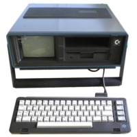 Commodore SX-64 - Portable Vintage Computer Hire