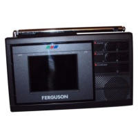 TV & Video Props Ferguson Pocket Colour TV - PTV 01