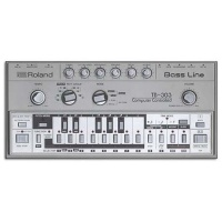Music  Roland TB-303 - Acid Synthesizer