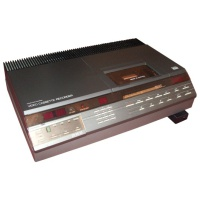 Philips V2000 Video Cassette Recorder - 20VR23 Hire