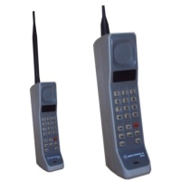 Mobile Phone Props Motorola 8000s  - The Original Brick Mobile Phone