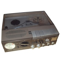Uher 4000 Report Monitor - Reel to Reel Tape Recorder Hire