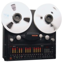 Music  Tascam MSR-16 - 16 Track Reel To Reel
