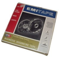 Music Equipment Reel to Reel Tapes