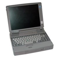 Mid 90's Laptop - Toshiba Tecra 730CDT Hire