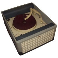 Decca Model 88 - Fifties Record Player Hire