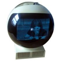 JVC Videosphere - Classic 70's TV Hire