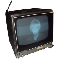 Sony 9-90UB - Black & White Portable TV Hire